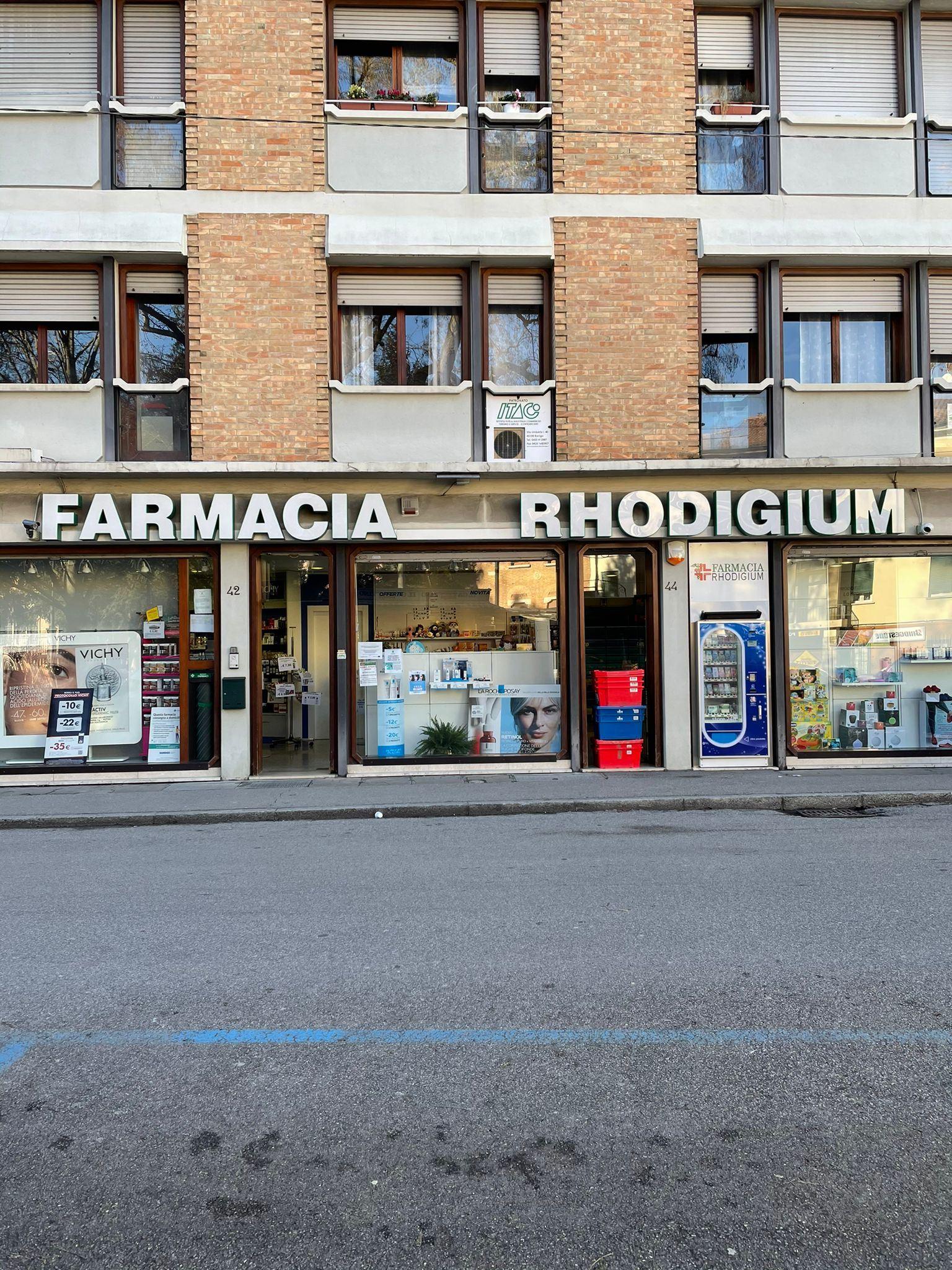 Farmacia Rhodigium